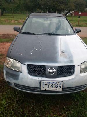 2004 Nissan sentra 1.8s for Sale in Meherrin, VA
