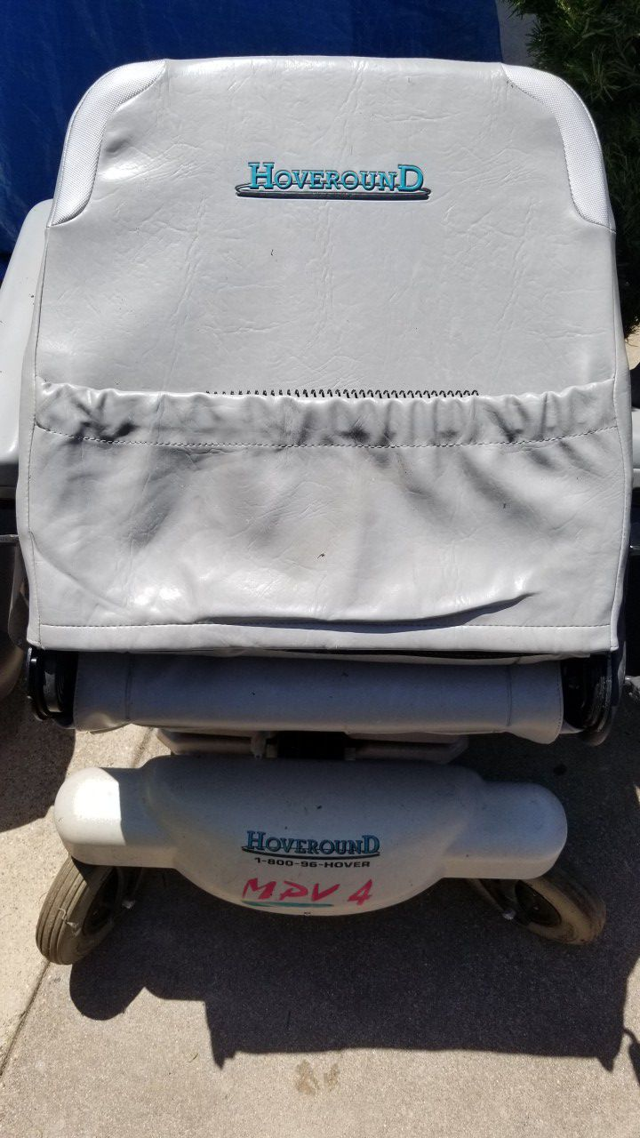 Hoveround chair