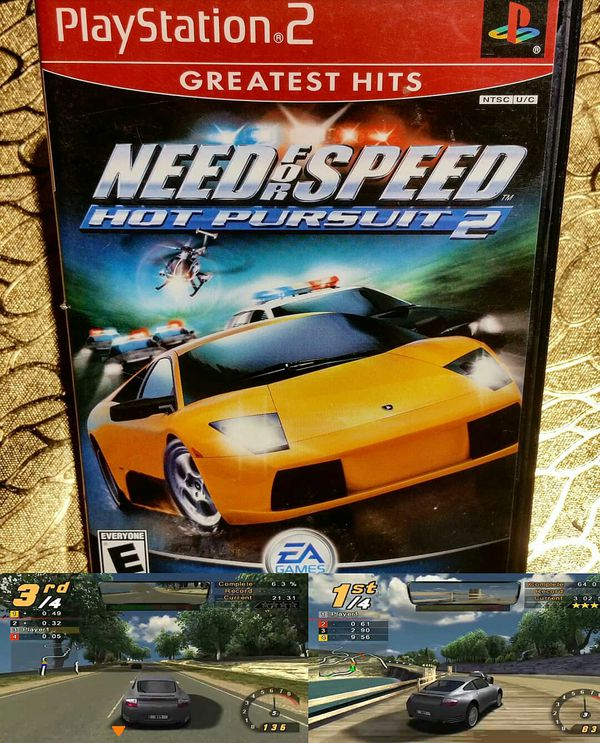 Ps2 Need For Speed Hot Pursuit 2 For Sale In Brooklyn Ny Offerup