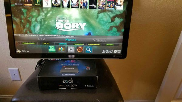 4k android tv box with kodi 17 1 for Sale in Beaumont, CA - OfferUp
