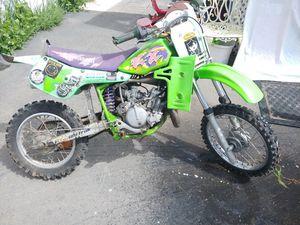 Photo Kawasaki kx 60 Dirtbike