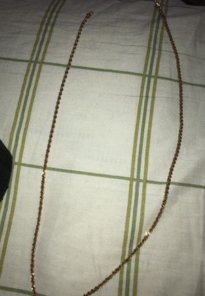 14k gold chain for Sale in Oviedo, FL