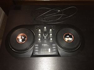 ION Discover DJ Computer DJ System USB DJ controller for Mac and PC for Sale in Pittsburgh, PA