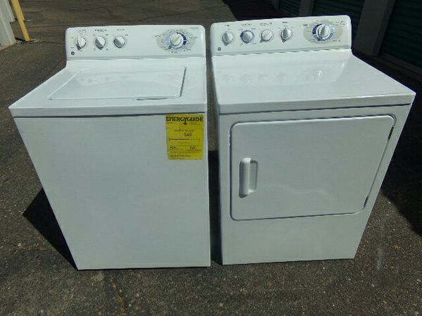 3 Year Old Ge Washer Electric Dryer For In Mesa Az