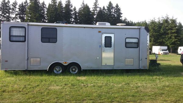 Toy hauler/travel trailer for Sale in Olympia, WA - OfferUp