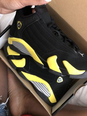Air Jordan 14 (size 6) for Sale in Chevy Chase Village, MD
