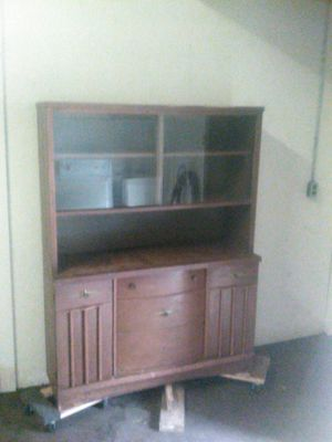 Antique cabinet made by Stanley for Sale in Ashland, PA