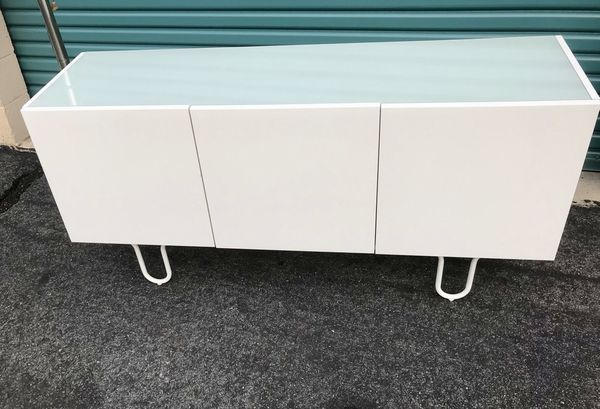 Credenza Ikea Canada : Ikea finnby credenza tv console for sale in palm springs ca offerup