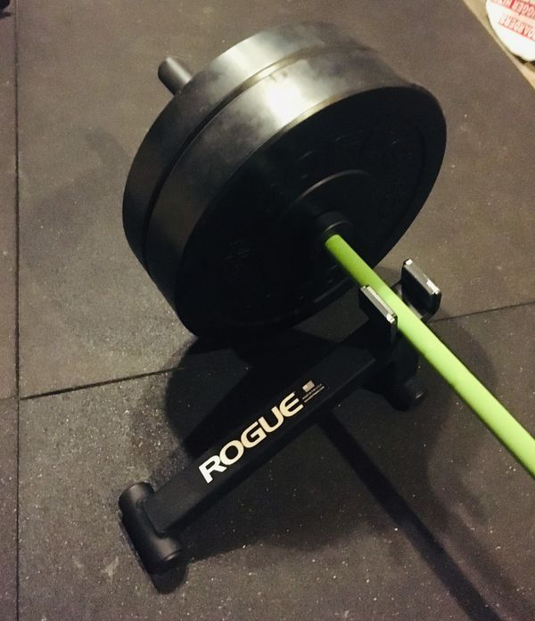 Rogue fitness mini deadlift bar jack for sale in portland or