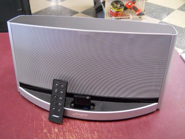 Bose sounddock 10 digital music system remote and bluetooth adapter for  Sale in Columbus, OH - OfferUp