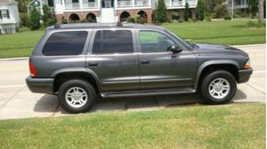 2002 Dodge Durango SXT 150k miles Clean runs and Drives 3rd row!!! for Sale in Temple Hills, MD