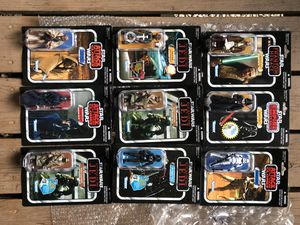 Star Wars vintage collection lot for Sale in Alexandria, VA