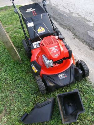 Photo Craftsman lawn mower $250 Self-Propelled