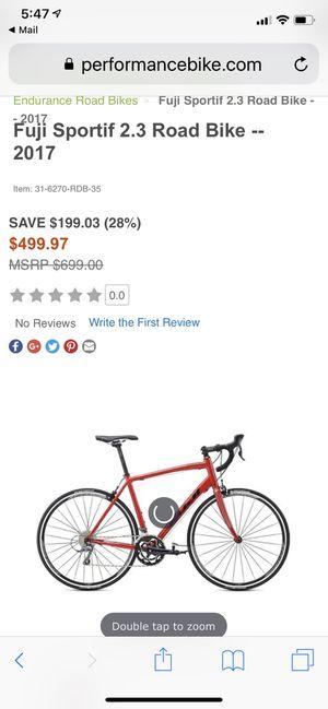 Fuji Road bike for Sale in Houston, TX - OfferUp