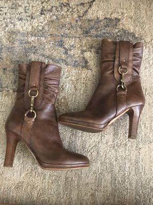 Coach ankle booties size 7 for Sale in Falls Church, VA