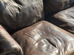 Incredible New And Used Leather Couch For Sale In Whittier Ca Offerup Unemploymentrelief Wooden Chair Designs For Living Room Unemploymentrelieforg