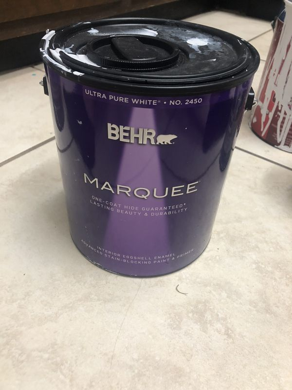 Behr Marquee Hush Color For Sale In Tampa Fl Offerup