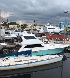 "2002 Viking 65' amazing Project Yacht ""I TAKE TRADE"" for Sale in Miami, FL"