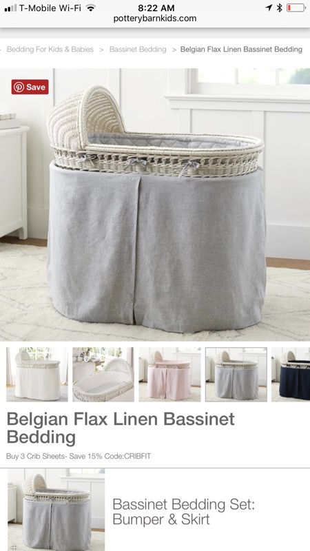 open in the appcontinue to the mobile website - Bassinet Bedding