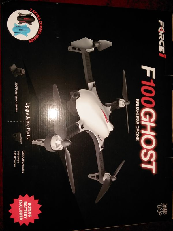 F100 Ghost Drone (Not a toy) with Go Pro style camera for Sale in Chester,  VA - OfferUp