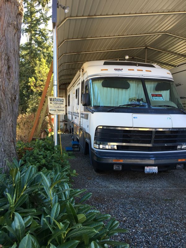 1989 Holiday Rambler/Crown Imperial 35' for Sale in Kent, WA - OfferUp