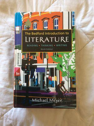 English 2 literature like new for Sale in Santa Monica, CA