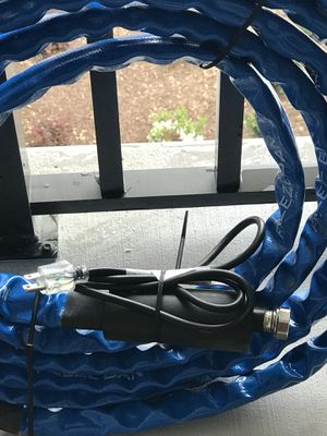 CAMCO INSULATED / ELECTRIC HEATED DRINKING WATER HOSE for Sale in Morrisville, NC
