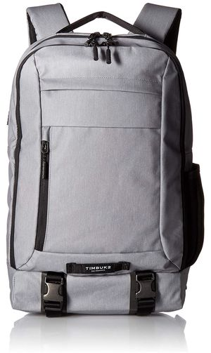 Timbuk2 The Authority Pack - Fog Grey Nylon New With Tags Carry on Backpack NWT for Sale in Austin, TX