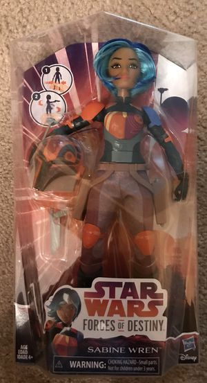 Star Wars action figure for Sale in Kissimmee, FL