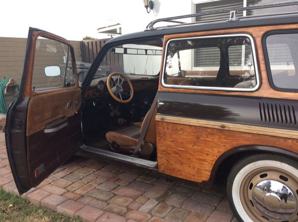 Woody wagon 1969 Volkswagen Squareback for Sale in Thermal, CA - OfferUp