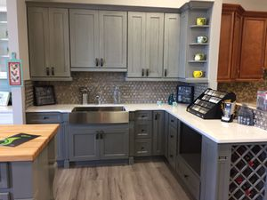 Grey Kitchen Cabinets for Sale in Charlottesville, VA