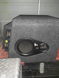 Kicker L3 custom kicker ported box huge kicker amplifier $150 Thumbnail
