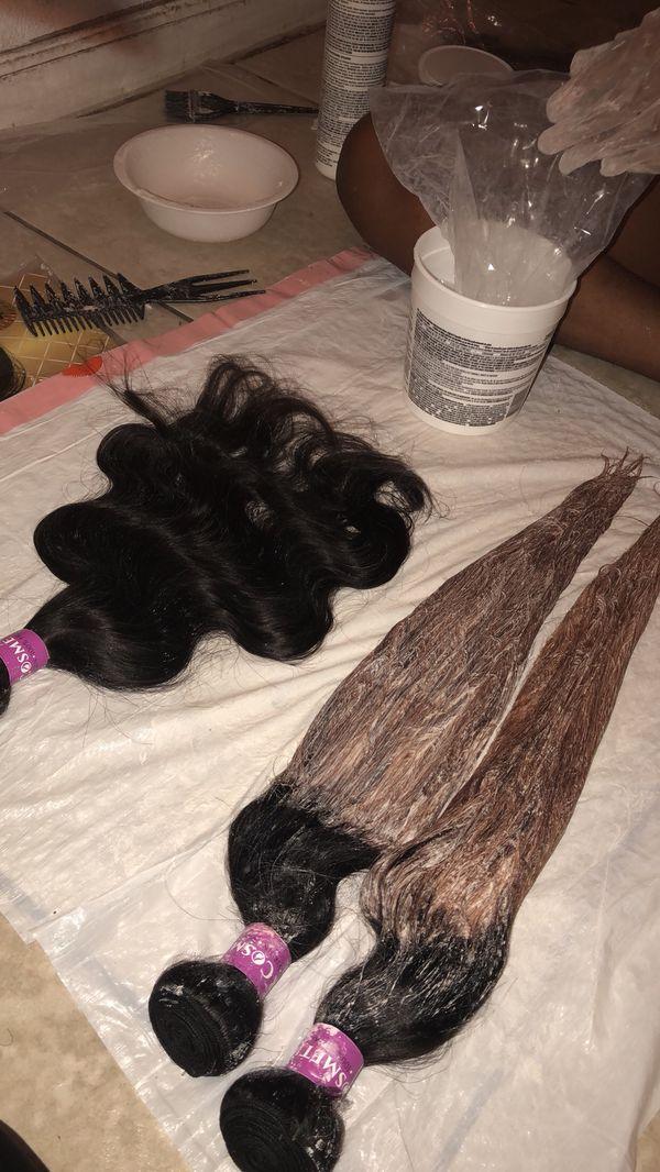 Virgin Hair Extension Bundles For Sale In Hollywood Fl Offerup