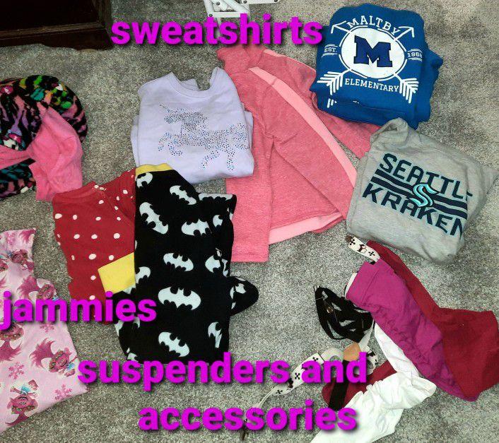 Girls Clothing Lot Size 12\14