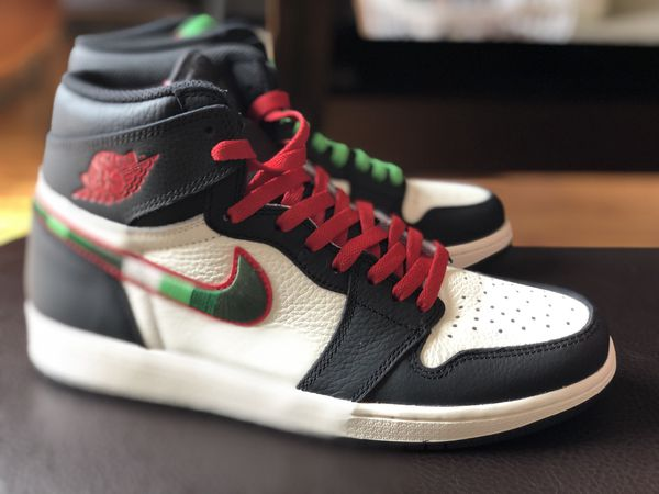 buy popular 096b2 59fc2 Nike Air Jordan 1 Retro High OG Sports Illustrated Star Is Born 9.5 for  Sale in Covina, CA - OfferUp