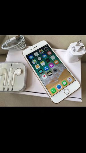 iPhone 6 64GB excellent condition factory Unlocked for Sale in Fort Belvoir, VA