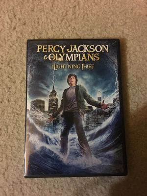 Percy Jackson and the Olympians: the Lightening Thief DVD for Sale in Washington, MD