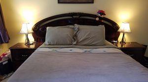 Queen Bedroom Set for Sale in Gaithersburg, MD