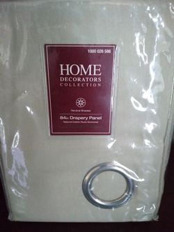 Home Decorators Collection - 84in Drapery Panel - Thumbnail
