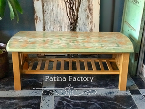 Photo Shabby Chic Farmhouse Ikea Style Coffee Table
