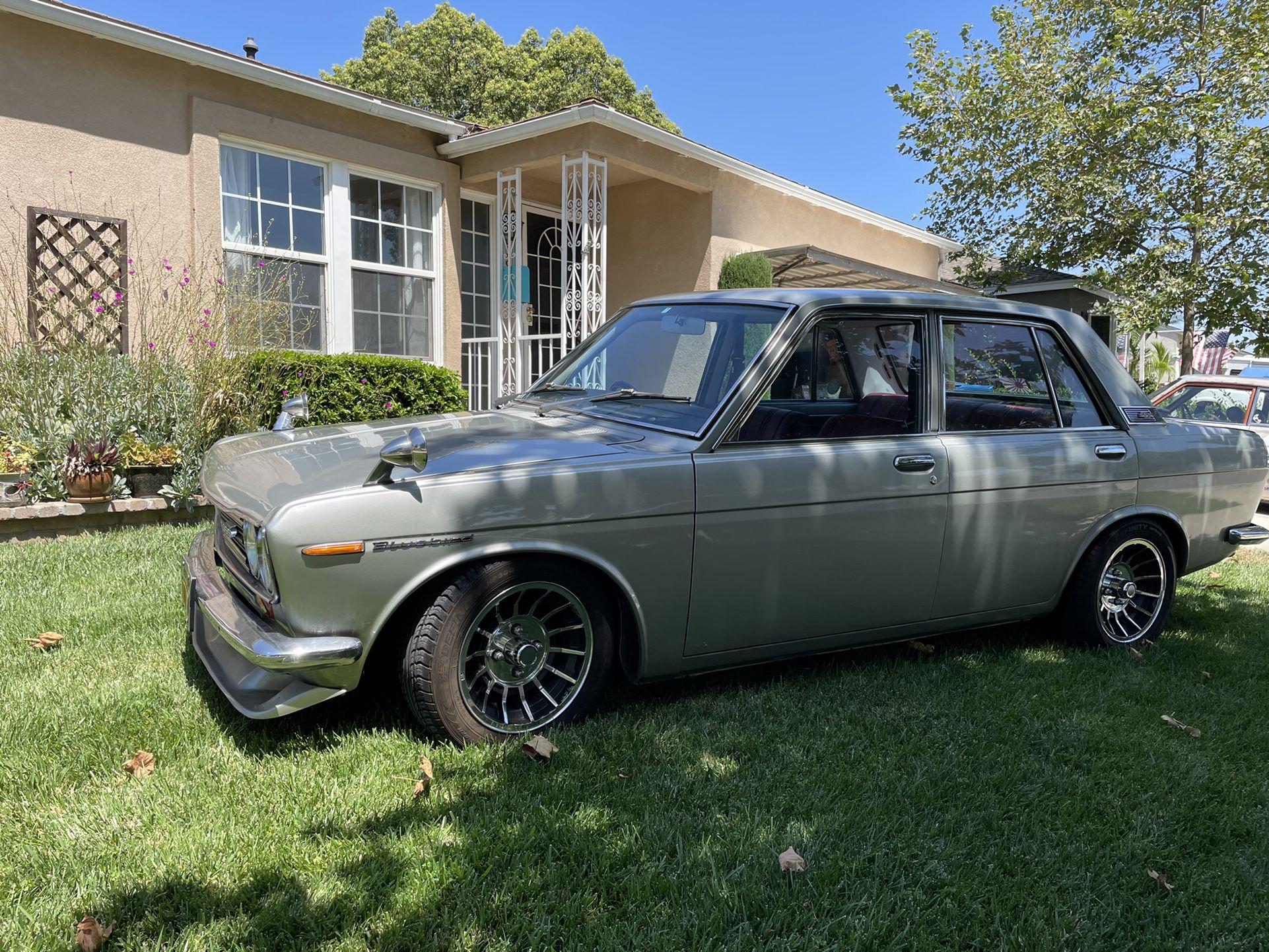 1970  Datsun Bluebird