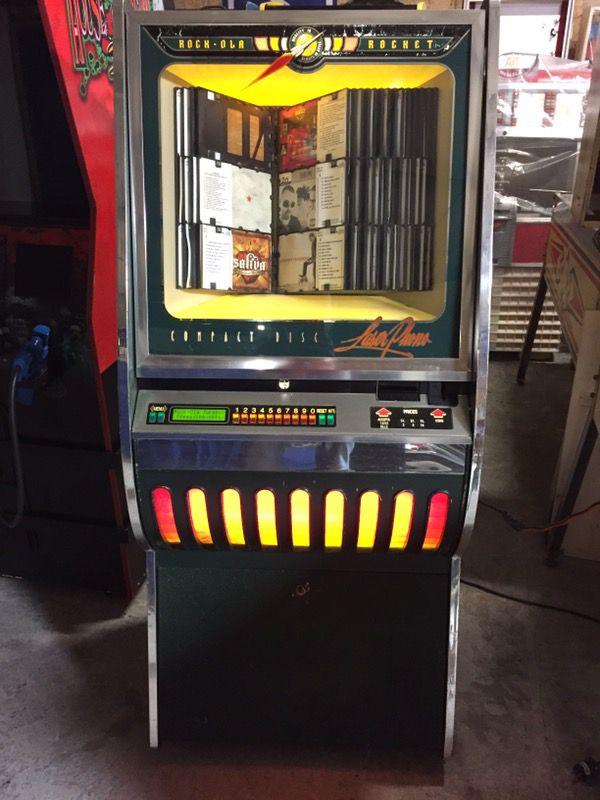 Rockola Rocket Cd Jukebox Dr Dre 311 For In North Little Rock Ar Offerup