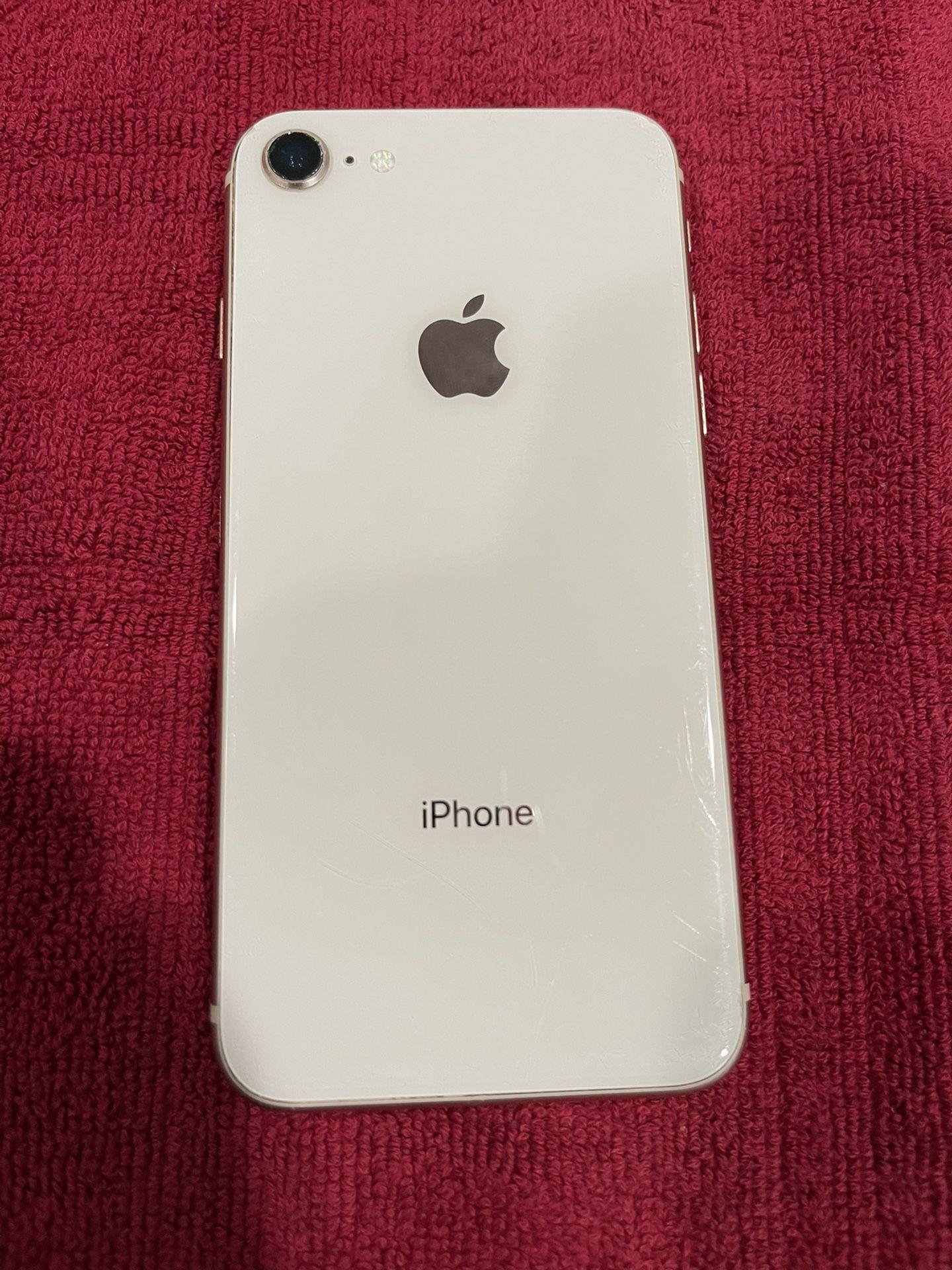 IPHONE 8 (FACTORY UNLOCKED)