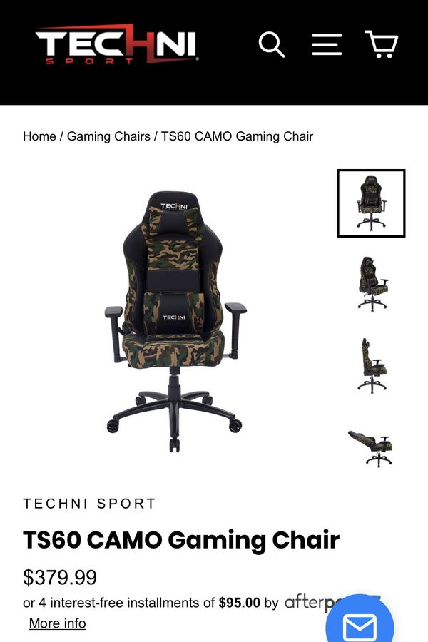 Amazing Technisport Gaming Chair For Sale In Naples Fl Offerup Evergreenethics Interior Chair Design Evergreenethicsorg