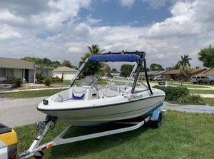 2003 bayliner 175 mercury 3 0 family boat for sale in pompano beach, fl