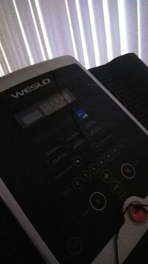 Weslo treadmill for Sale in Morrow, GA