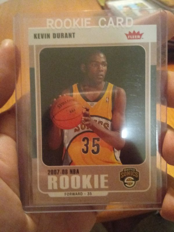 Kevin Durant Rookie Card For Sale In Phoenix Az Offerup