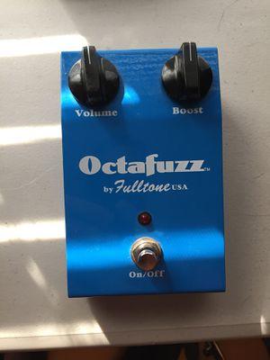 Fulltone Octafuzz for Sale in Falls Church, VA