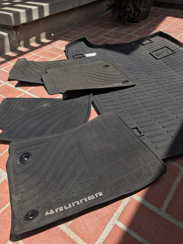 Toyota 4Runner All Weather Floor Mats