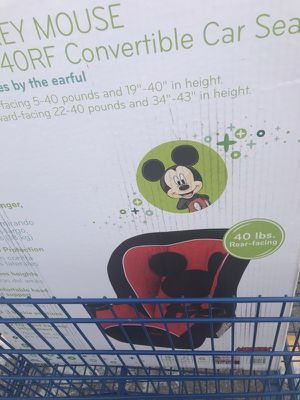 Convertible Car Seat Never Been Used Before For Sale In Grand Rapids MI